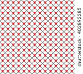 geometric seamless pattern with ... | Shutterstock .eps vector #402892285