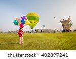 chiang rai  thailand   february ... | Shutterstock . vector #402897241