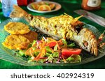 Fried Fish With Plantains And...
