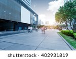 guangzhou  china's high rise... | Shutterstock . vector #402931819