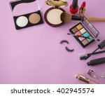 cosmetic and beauty concept ... | Shutterstock . vector #402945574