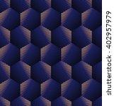 seamless geometric pattern of... | Shutterstock .eps vector #402957979