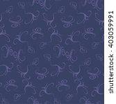 vector seamless abstract pattern | Shutterstock .eps vector #403059991