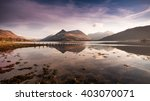 Reflections Of Glen Coe...