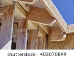 construction home building... | Shutterstock . vector #403070899