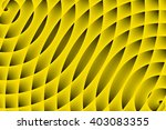 Two Yellow Spirals