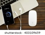 chiang mai  thailand   april 9...   Shutterstock . vector #403109659