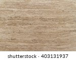 a popular variety of travertine ... | Shutterstock . vector #403131937