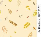 vector seamless pattern... | Shutterstock .eps vector #403135201