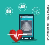 medical healthcare design  | Shutterstock .eps vector #403150369