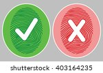 "color fingerprint. ""yes   no"".... 
