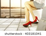 background of airport and... | Shutterstock . vector #403181041