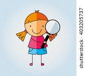 students back to school design  | Shutterstock .eps vector #403205737