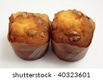 close up of muffin. | Shutterstock . vector #40323601