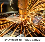 industrial welding automotive... | Shutterstock . vector #403362829
