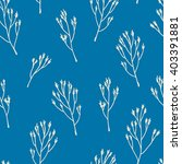 vector seamless pattern with... | Shutterstock .eps vector #403391881
