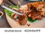 Deep Fried Pork Knuckle