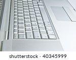 metallic laptop   Shutterstock . vector #40345999