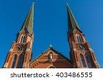 St. Hyacinth Church In Lasalle...