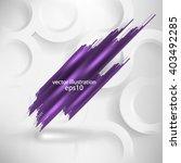 vector illustration abstract... | Shutterstock .eps vector #403492285