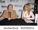 Small photo of LOS ANGELES - APR 9: Larry Flynt, Alexis Texas at the Hustler Hollywood Grand Opening at the Hustler Hollywood on April 9, 2016 in Los Angeles, CA