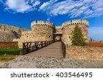 Kalemegdan Fortress In Belgrad...