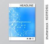 science vector background.... | Shutterstock .eps vector #403592401