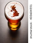 english beer concept  great... | Shutterstock . vector #403604551