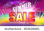 sale. | Shutterstock .eps vector #403630681