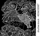 coloring pages with birds ...   Shutterstock .eps vector #403633087