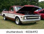 1972 Chevrolet Pickup At An...