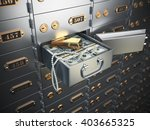 Open Safe Deposit Box With...