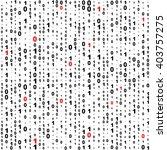 seamless binary code background.... | Shutterstock .eps vector #403757275