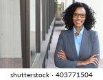 closeup portrait  mature... | Shutterstock . vector #403771504