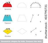 geometric shapes for kids. game ...   Shutterstock .eps vector #403790731