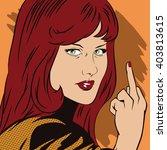 stock illustration. people in... | Shutterstock .eps vector #403813615