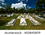 Old Cemetery At Seychelles On...