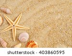 Beach Wallpaper With Sand And...