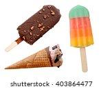 Ice Cream And Popsicles...