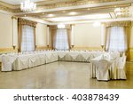 beautifully organized event ... | Shutterstock . vector #403878439