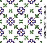 seamless pattern for wallpaper... | Shutterstock .eps vector #403880887