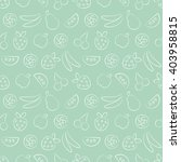 seamless vector patterns with... | Shutterstock .eps vector #403958815