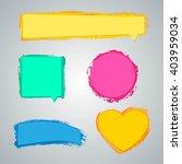 vector creative design elements.... | Shutterstock .eps vector #403959034