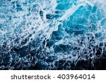 Rapid Sea While Sailing Ship....