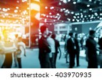 abstract blurred event with... | Shutterstock . vector #403970935