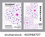 modern vector templates for... | Shutterstock .eps vector #403988707