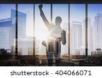 business  success  gesture and... | Shutterstock . vector #404066071