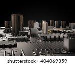 processor  microchip ...   Shutterstock . vector #404069359
