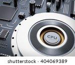 processor  microchip ...   Shutterstock . vector #404069389