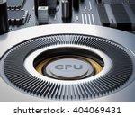 processor  microchip ...   Shutterstock . vector #404069431